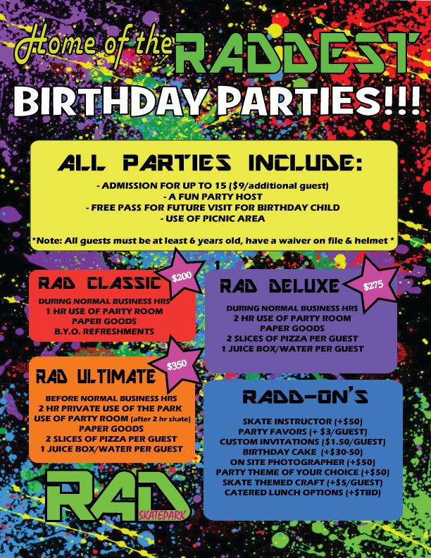 birthday-party-flyer
